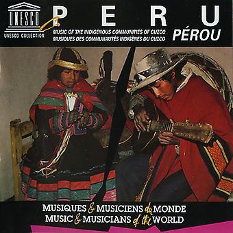 Forskellige kunstner - Peru-musik af den oprindelige samfund af [CD] USA import