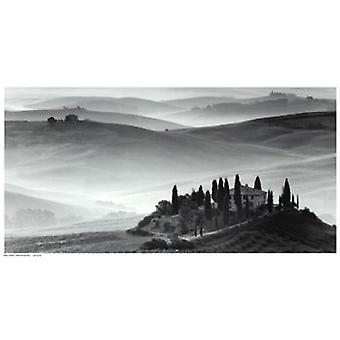 Tuscany II Poster Print (25 x 13)