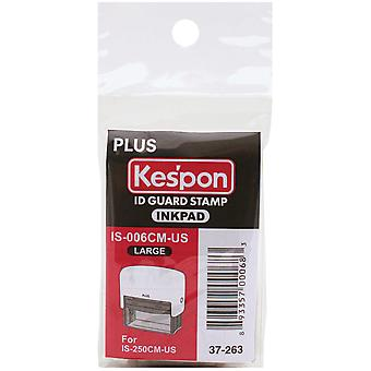 Kes'pon Id Guard Stamp Ink Refill Large 37263Ink