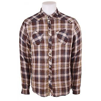 Pearly King Eastwood Check Shirt