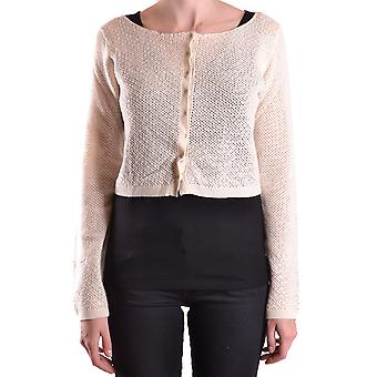Twin set women's MCBI302025O beige Wool Cardigan