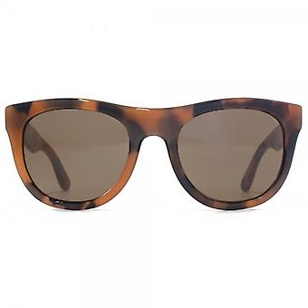 Burberry Prorsum Sunglasses In Spotted Amber