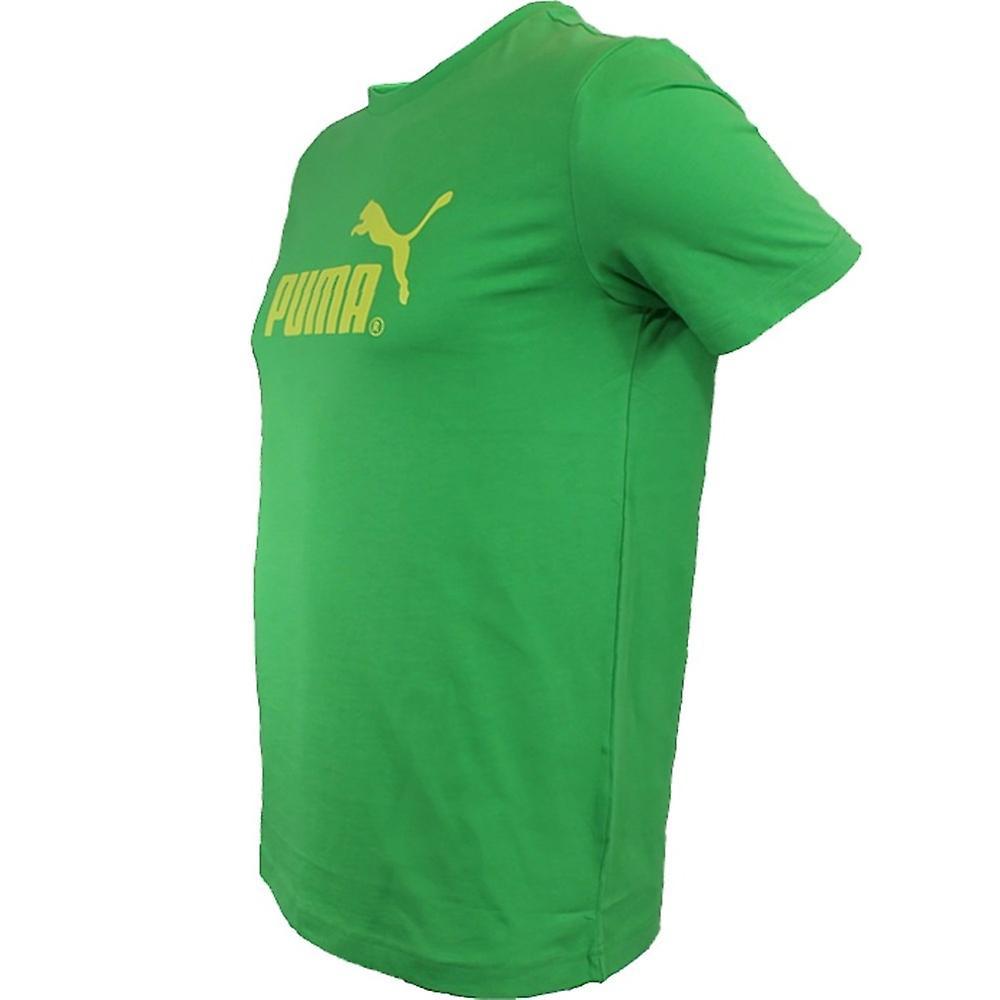 d683368f0c9 Puma Large NO1 Logo Tee 82397915 universal all year men t-shirt | Fruugo