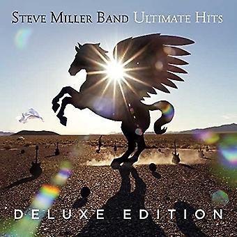 Steve Miller - Ultimate Hits (Deluxe) [Vinyl] USA import