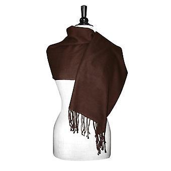 Biagio 100% Wool Pashmina Solid Scarf Women's Shawl Wrap