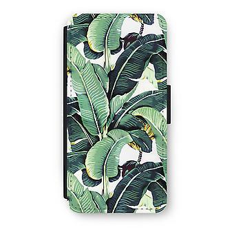iPhone 8 Flip Case - Banana leaves