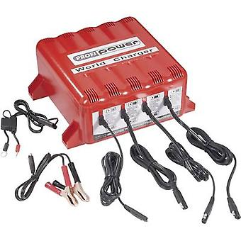 Automatic charger Profi Power 4er 4A12V World Charger 12 V