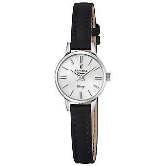 Festina Lady watch extra leather band classic F20260/1