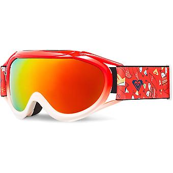 Roxy Clothing Girls Loola 2.0 Antifog Antiscratch Ski Snow Goggles