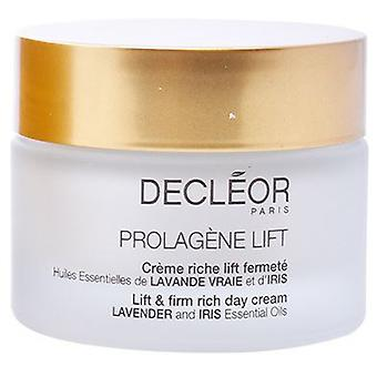 Decléor Parijs Prolagene Lift Rich crème Lift stevigheid True lavendel 50 ml