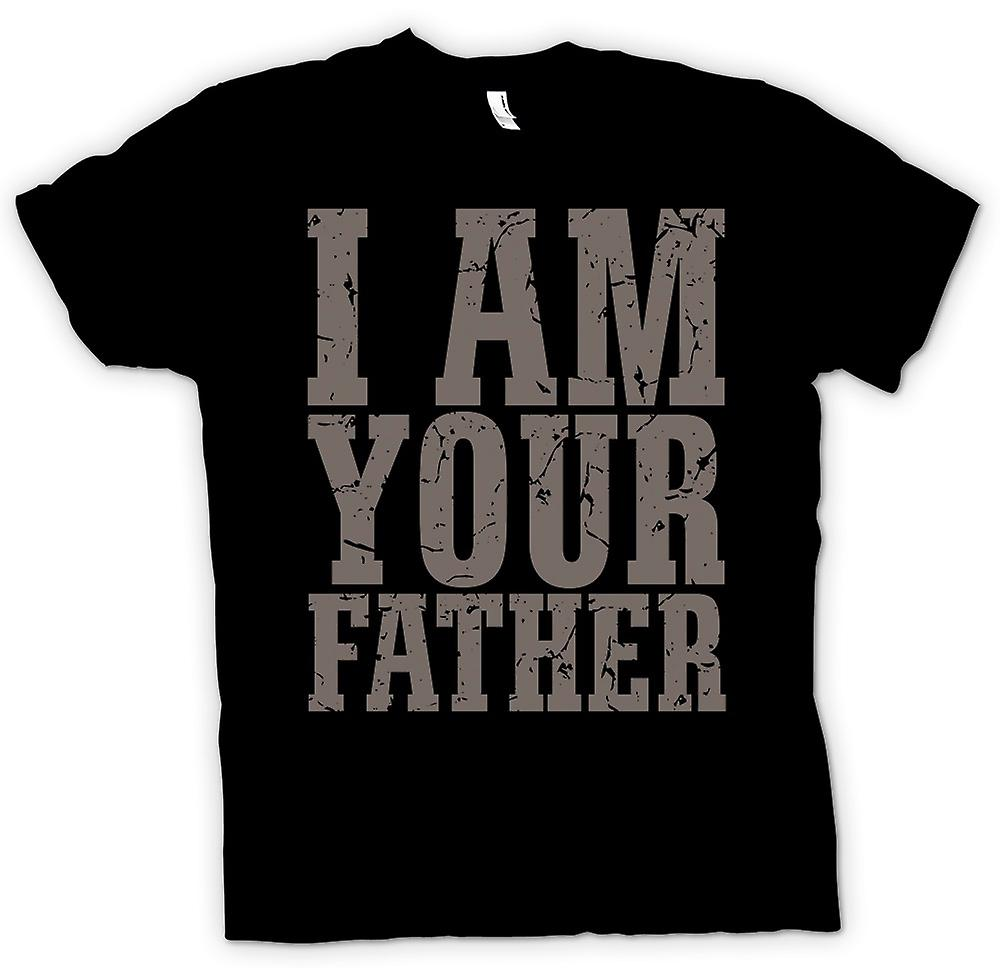 Womens T-shirt - I Am Your Father - Funny