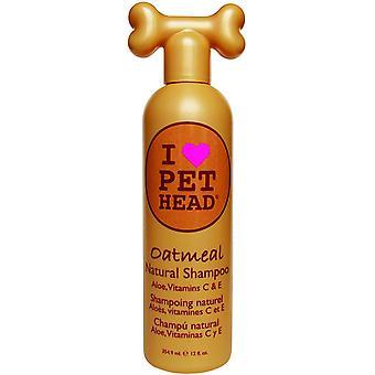 Pet Head - Oatmeal Dog Shampoo 355ml(10 Pack)