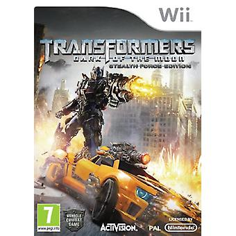 Transformers Dark of the Moon - Stealth Force Edition (Wii)