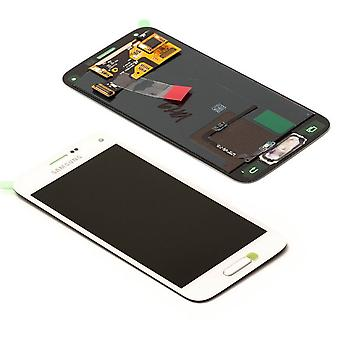 White LCD Screen Assembly For Samsung Galaxy S5 Mini