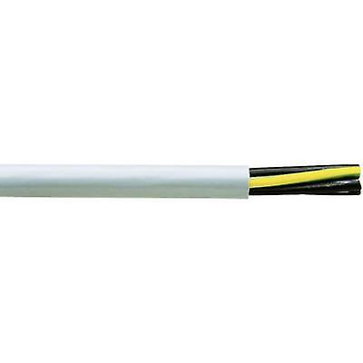 Câble de commande de Faber Kabel YSLY-JZ de 9 x 0,75 mm² gris 030861 vendu au mètre