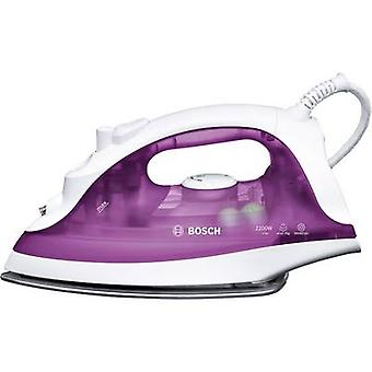 Steam iron Bosch Haushalt TDA2329 White, Violet (transparent) 22