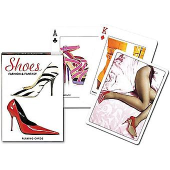 Shoes Fashion & Fantasyset Of 52 Playing Cards + Jokers