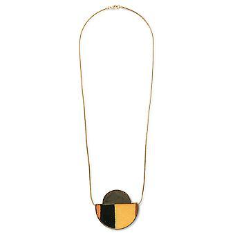 Desigual women's Necklace Ketting kraag maan 18SAGO10/6000