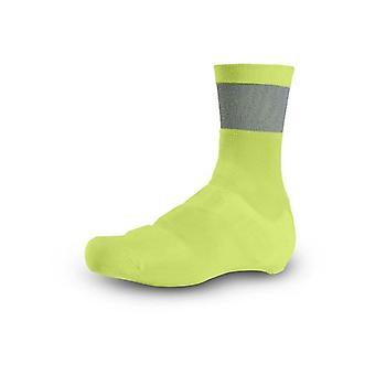Giro Highlight Yellow 2016 Knit With Cordura Overshoe