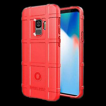 Samsung Galaxy touch 9 N960F shield series outdoor red bag case cover protection new