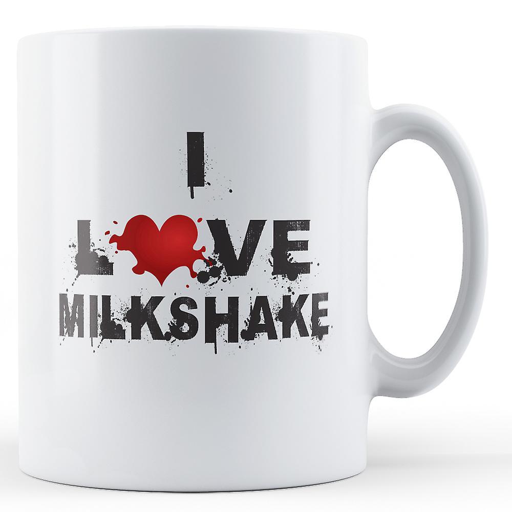 Je Je Imprimé Je Imprimé Mug Love Mug Milkshake Love Milkshake 8XO0nwPk