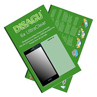 Huawei Ascend P7 display protector - Disagu Ultraklar protector