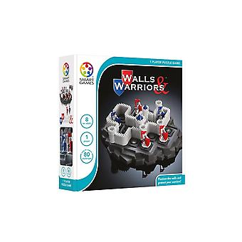 SmartGames Walls and Warriors - One Player 3D Puzzle