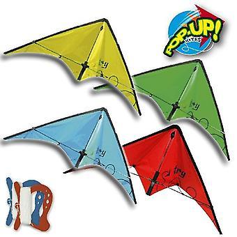 Rhombus Pop-Up Stuntvlieger Try Asorti