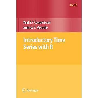 Introduction Time Series avec R par Paul S. P. Cowpertwait