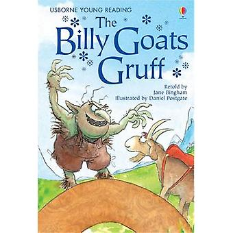 The Billy Goats Gruff - Gift Edition by S. Davidson - 9780746063316 Bo