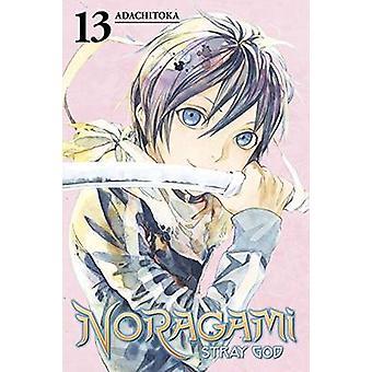Noragami - Vol. 13 by Adachitoka - 9781632362544 Book