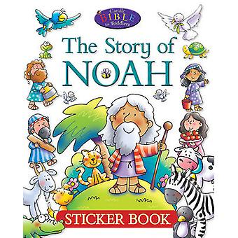 The Story of Noah - Sticker Book by Juliet David - Helen Prole - 97817