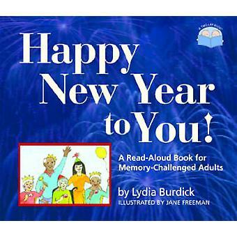 Godt nytår til dig - en læse-højt bog for hukommelse-udfordret voksne