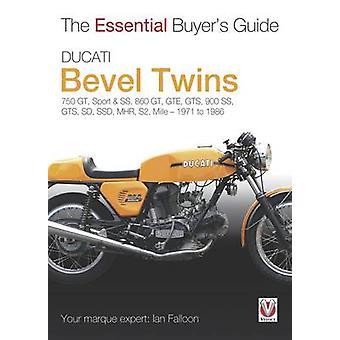 Ducati schuine Twins - essentiële Buyer's Guide door Ian Falloon - 97818458