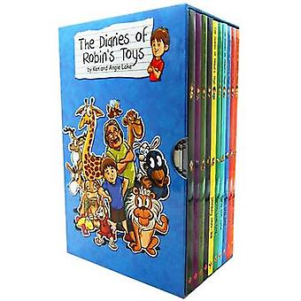 The Diaries of Robin's Toys - The Complete Collection 10 Book Set - Th