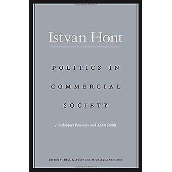 Politiek in de commerciële samenleving
