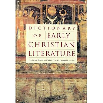 Dictionary of Early Christian Literature (Herder & Herder Books)
