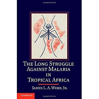 Długiej walce przeciwko malarii w Afryce tropikalnej