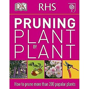 Élagage de RHS plante par plante