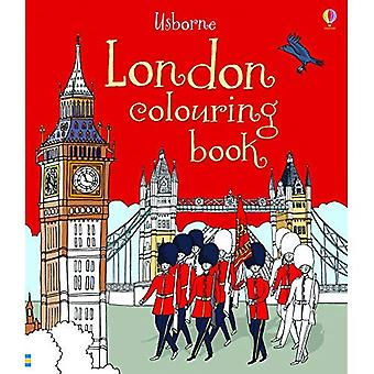 Lontoo värityskirja