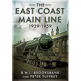 L'East Coast Main Line 1939-1959