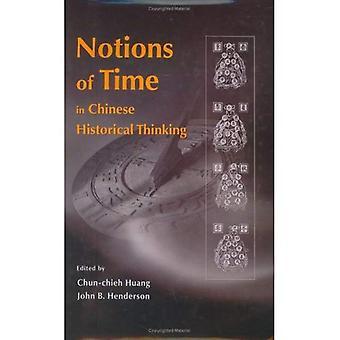 Noties van tijd in Chinese historisch denken