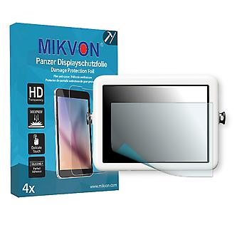 Canon PowerShot N Facebook Screen Protector - Mikvon Armor Screen Protector (Retail Package with accessories)