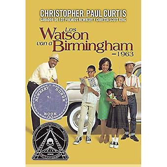 Los Watson Van en Birmingham - 1963 (Watsons gå til Birmingham - 1963)