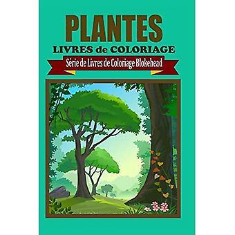 Plantes Livres de Coloriage