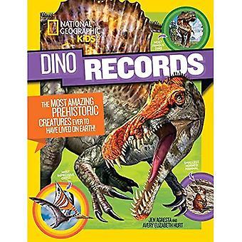 Dino Records: De meest verbazingwekkende prehistorische wezens ooit te hebben gewoond op aarde!