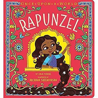 Rapunzel (une fois sur un monde) [cartonné]