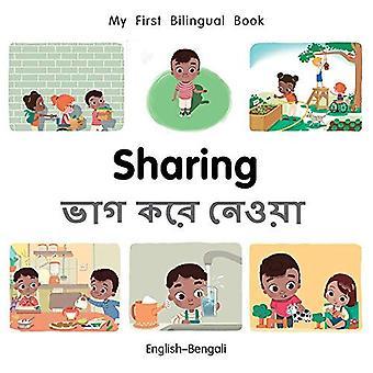 My First Bilingual Book-Sharing (English-Bengali) (My First Bilingual Book) [Board book]
