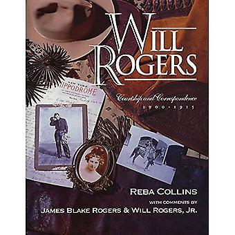 Will Rogers, Courtship and Correspondence, 1900-1915