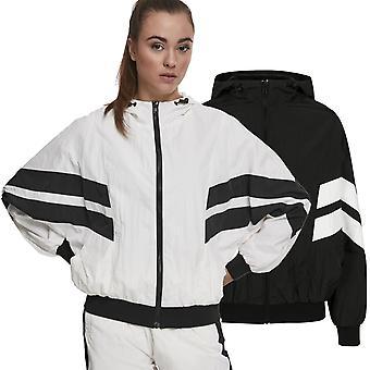 Urban classics ladies - CRINKLE batwing jacket